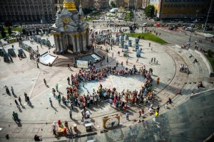 PrivatBank donates to help children of Kiev  draw their dreams corporate social responsibility csr
