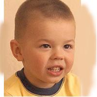 3 year old Maxim Bobkov